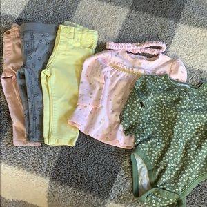 Zara baby jeans + more baby bundle